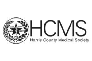Harris County Medical Society logo