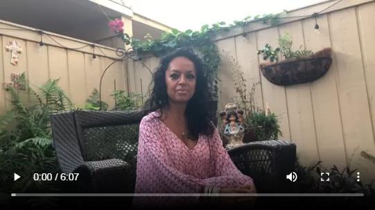 Vanessa patient testimonials of Dr Miltenburg video spanish