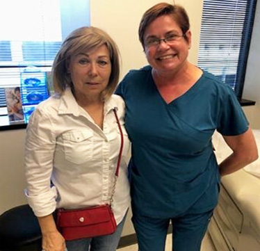 Fee for service scenario patient with Dr miltenburg